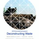 Poster for Deconstructing Waste